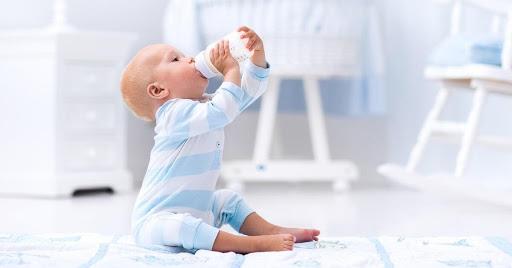 sữa cho trẻ biếng ăn
